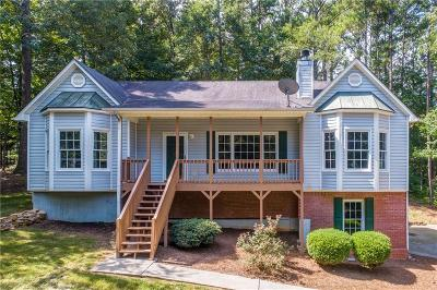 Cartersville Single Family Home For Sale: 187 Bishop Road NW