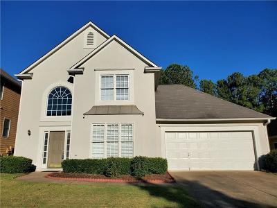 Marietta Single Family Home For Sale: 2744 Harper Woods Drive