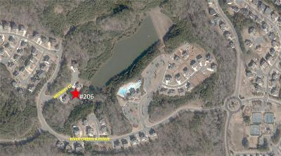 Canton Residential Lots & Land For Sale: 206 Westbury Court