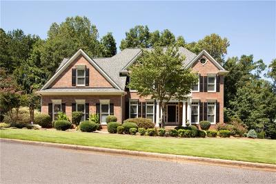 Canton Single Family Home For Sale: 502 Saddlebrooke Place