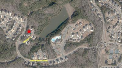 Canton Residential Lots & Land For Sale: 207 Westbury Court