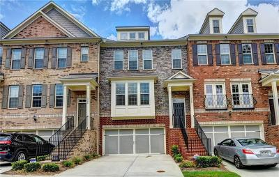 Brookhaven Condo/Townhouse For Sale: 3588 Adelaide Crossing