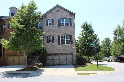 Alpharetta Condo/Townhouse For Sale: 3889 Fairhill Point