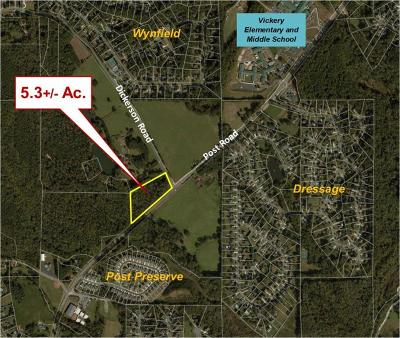 Cumming Residential Lots & Land For Sale: Post Road