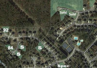 Paulding County Residential Lots & Land For Sale: Grand Oak Trail