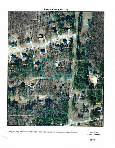 Douglas County Residential Lots & Land For Sale: 0000 Big A Road