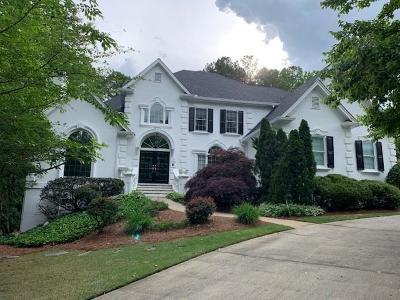 Marietta Single Family Home For Sale: 5405 Beau Reve Park