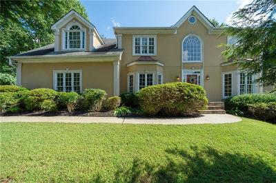 Marietta Single Family Home For Sale: 971 Denmeade Walk SW