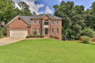 Kennesaw GA Single Family Home For Sale: $369,900