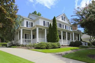Sandy Springs Single Family Home For Sale: 130 High Point Walk
