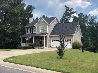 Calhoun Single Family Home For Sale: 179 Levi Street SW
