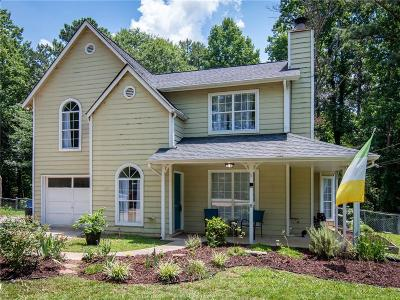 Buford Single Family Home For Sale: 2225 Rock Springs Road