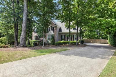 Marietta Single Family Home For Sale: 755 Sharpshooters Ridge NW