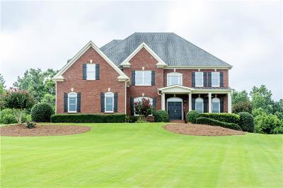 Cherokee County Single Family Home For Sale: 234 George McClure Lane