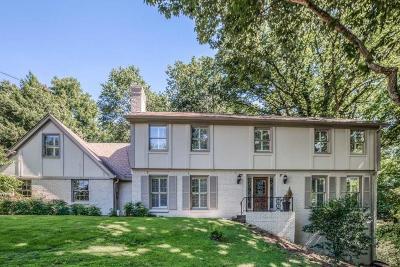 Single Family Home For Sale: 595 Chestnut Hall Lane