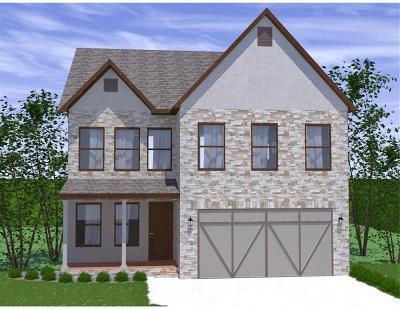 Woodstock Single Family Home For Sale: 181 Eagle Glen Dr