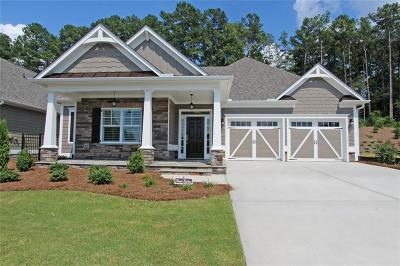Cobb County Single Family Home For Sale: 3182 Encore Circle NW