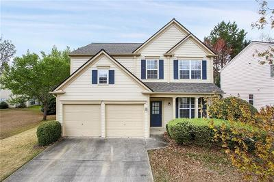 Alpharetta Single Family Home For Sale: 11590 Bentham Court