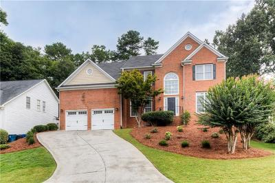 Johns Creek Single Family Home For Sale: 240 Amberton Court