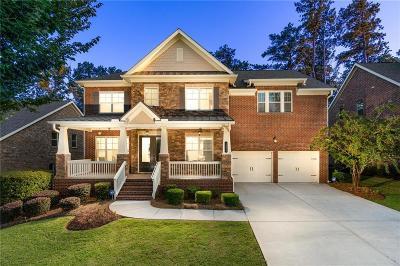 Alpharetta Single Family Home For Sale: 1290 Redbud Drive
