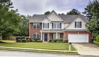 Auburn Single Family Home For Sale: 3595 Bridle Brook Drive