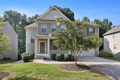 Braselton Single Family Home For Sale: 1551 Adams Avenue
