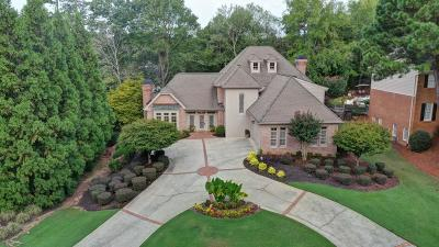 Sandy Springs Single Family Home For Sale: 7490 Brandonshire Road