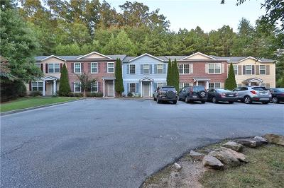 Roswell Condo/Townhouse For Sale: 610 Streamside Drive