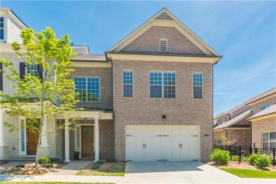 Peachtree Corners Condo/Townhouse For Sale: 3735 Duke Reserve Circle