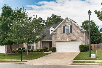 Grayson Single Family Home For Sale: 571 Glenns Farm Way
