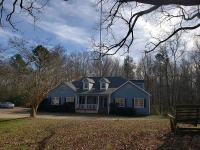 Cumming Single Family Home For Sale: 3725 Post Road