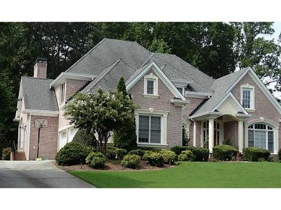 Suwanee Single Family Home For Sale: 1120 River Laurel Drive