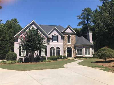 Johns Creek Single Family Home For Sale: 1211 Cromwell Court