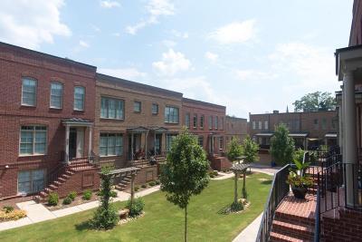 Druid Hills Condo/Townhouse For Sale: 811 Virginia Park Circle NE