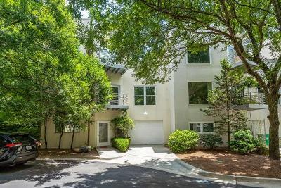 Brookhaven Condo/Townhouse For Sale: 2197 Millennium Way NE