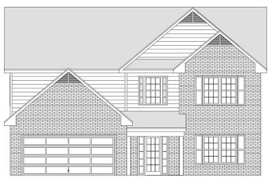 Buford Single Family Home For Sale: Lot 5 Sudderth Street