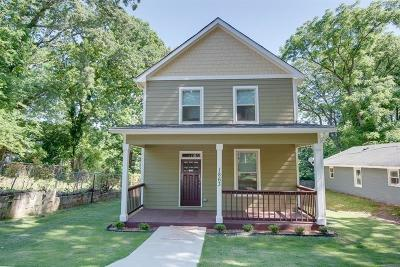 East Point Single Family Home For Sale: 1863 Phillips Avenue