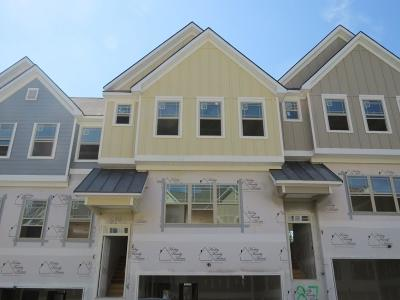 Gainesville Condo/Townhouse For Sale: 3481 Abbey Way