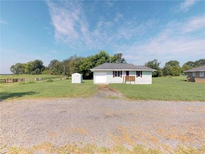 Euharlee Single Family Home For Sale: 138 Milam Bridge Road SW