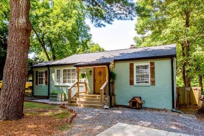 East Atlanta Single Family Home For Sale: 791 Shadowridge Drive SE