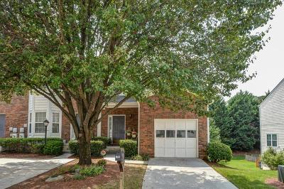 Norcross Condo/Townhouse For Sale: 2068 Pinnacle Pointe Drive