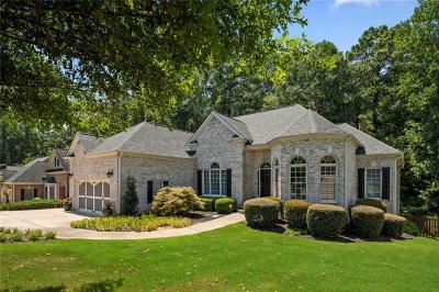 Acworth Single Family Home For Sale: 4717 Saddle Oaks Drive