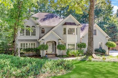 Marietta Single Family Home For Sale: 3780 Bays Ferry Way