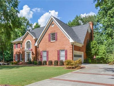 Snellville Single Family Home For Sale: 1510 Blyth Walk SW