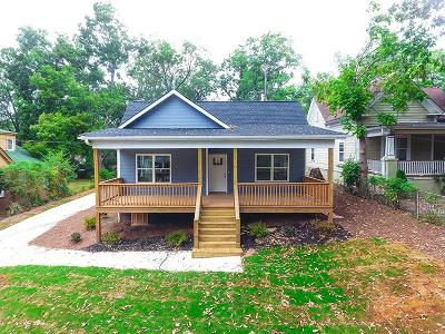 Atlanta Single Family Home For Sale: 809 Dill Avenue SW