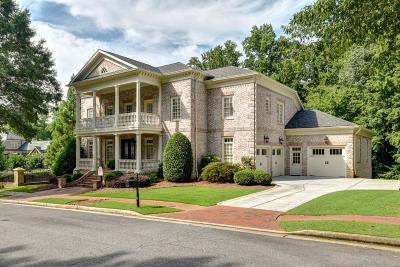 Alpharetta Single Family Home For Sale