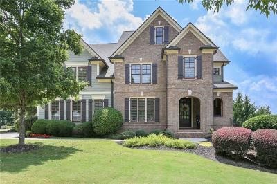 Cherokee County Single Family Home For Sale: 617 Trotter Way