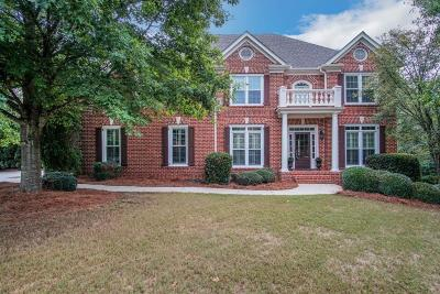 Cumming Single Family Home For Sale: 1050 Windermere Crossing