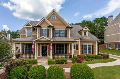 Cherokee County Single Family Home For Sale: 604 Arches Park Lane