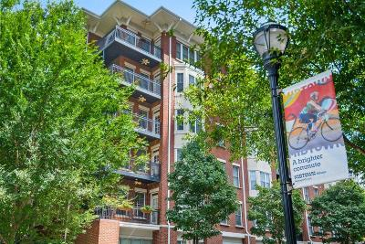 Midtown Condo/Townhouse For Sale: 850 Piedmont Avenue NE #1408